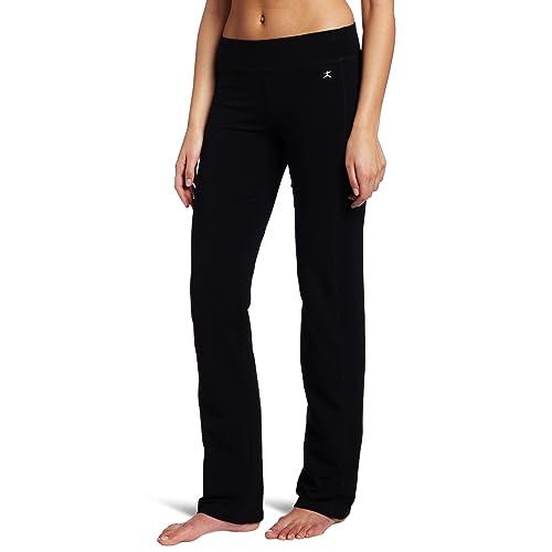 85aaad0e1e19d Danskin Women s Sleek-Fit Yoga Pant