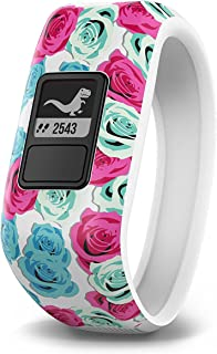 Garmin vívofit jr, Kids Fitness/Activity Tracker, 1year Battery Life, Real Flower