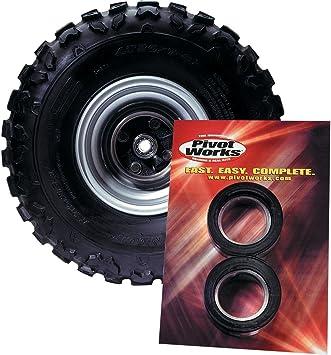 Pivot Works Wheel Bearing Kit Front PWFWK-H14-040