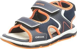 Geox B Sandal Todo Boy A, Chaussures Bébé Marche Garçon