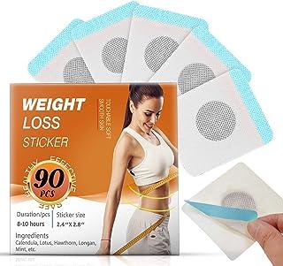 (90 PCS) Weight Loss Sticker, Quick Slimming Tightening Sticker for Beer Belly, Buckets Waist, Waist Abdominal Fat