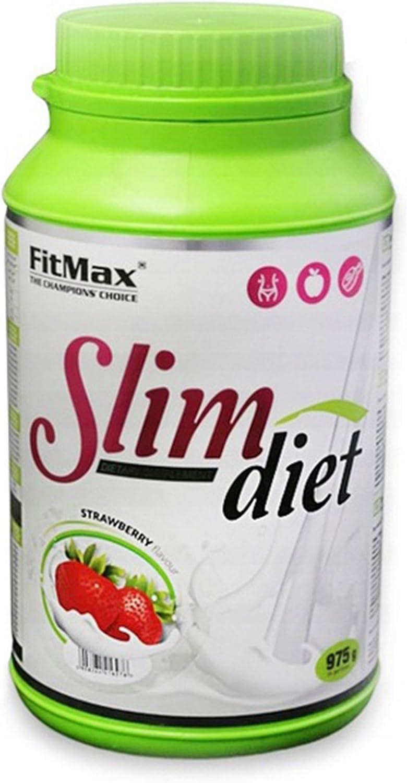 Fitmax Slim Diet Paquete de 1 x 975g Concentrado de Proteína ...