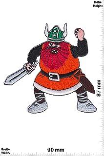 Titan One Europe Gray Viking Valknut Rune Pagan God Subdued ACU Patch Emblem Le Valknut Vikings D/écoratif /Écusson Brod/é Thermocollant