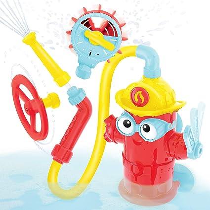 Fire Hydrant Spray for the bath!