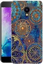 Armatura Cell Cover Duro PC Ougger Custodia per Meizu M5 Custodia Case Protettivo Estrema Assorbimento Urti Morbido TPU Leggero Gomma 2in1 Back Gear Rear Grigio Kickstand