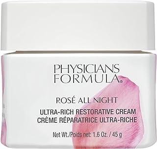 Physicians Formula Rose All Night Ultra-rich Restorative Cream, 1.58 Ounce