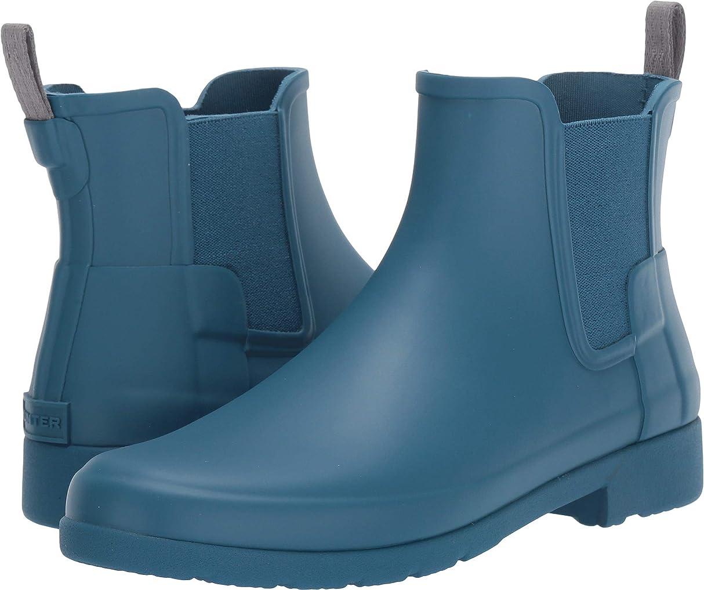 青不正泣き叫ぶ[Hunter] レディース WFS1017RMA US サイズ: 9 M US カラー: ブルー