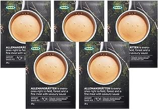 IKEA ALLEMANSRÄTTEN Mix for cream sauce (Pack of 5)