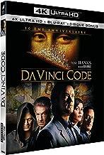 Da Vinci Code [4K Ultra HD + Blu-ray + Blu-ray bonus - Édition 10ème anniversaire]