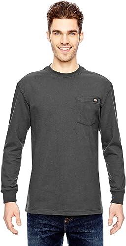 Dickies 6,75G épais à Manches Longues de Travail T-Shirt de Travail Longue