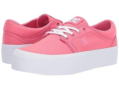 DC Trase Platform TX (Hot Pink) Women