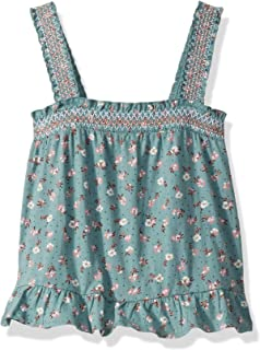 BILLABONG Girls' Big Long DayZ Knit Tank