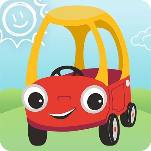 Course de Little Tikes, jeu de voiture pour enfant