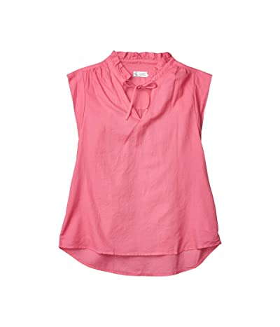 Carve Designs Larkin Shirt (Hibiscus) Women