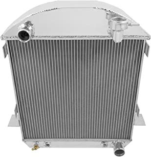 Champion Cooling, 3 Row All Aluminum Radiator for T-Bucket W-Chevrolet, CC1005