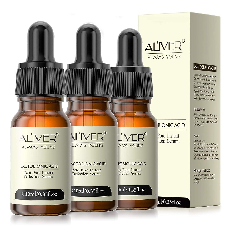 20PCS Zero Pore Instant Perfection Face Serum, Poreless Skin Tightening Anti  Aging Serum, Pore Skin Care Serum Essential Oil, Facial Essence to Improve  ...