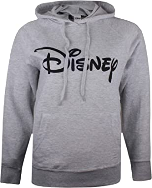 Disney Logo Sweat-Shirt À Capuche Femme