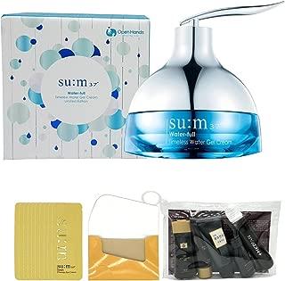 Su:m37 Sum37 Water-Full Timeless Water Gel Cream 100ml/ 3.38oz, Limited Edition