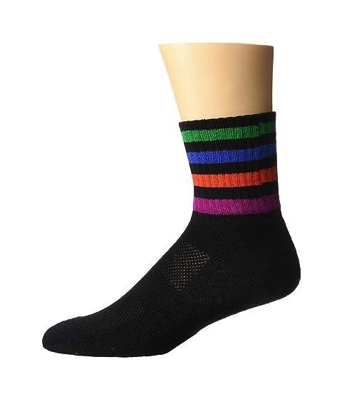 Paul Smith Short Stripe Welt Socks