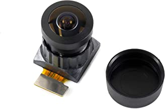 Waveshare 8MP IMX219-D160 Camera Module Wide Angle 160 Degree FoV Compatible with Raspberry Pi Camera Board V2 and NVIDIA Jetson Nano Supporting Video Record and Still Picture Resolution