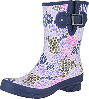 Chooka Womens Tillie Mid Rain Boots