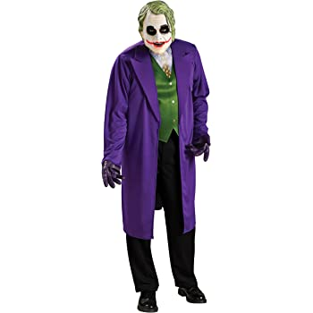 Rubies Disfraz de Joker de The Dark Knight: Amazon.es: Juguetes y ...