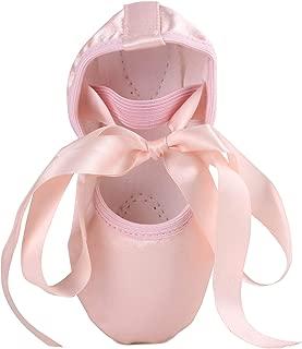 LONSOEN Girls SHC553 Ballet Shoes for Girls