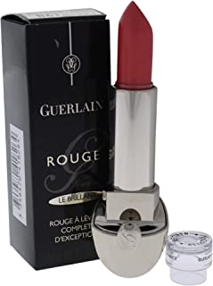 Guerlain Le Brillant Exceptional Complete Lip Shine B61 Brenda For Women - 0.12 Oz, Maroon,