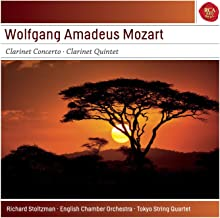 Mozart Clarinet Cto Clarinet Qnt