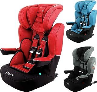 Group 2-3 URBNLIVING Techno Booster Car Seats 15-36kg Purple 40 x 40 x 17 cm