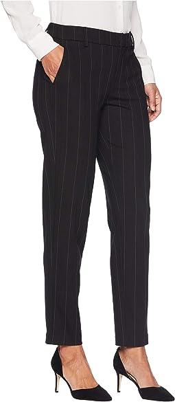 Black/White Wide Stripe