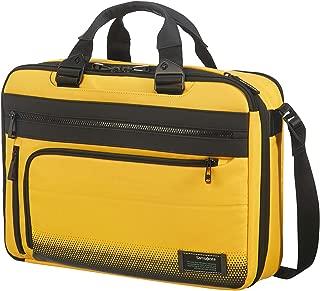 Cityvibe - Three-way Expandable Briefcase 41 cm, goldgelb (Yellow) - 115516/1371