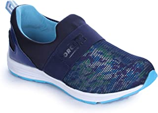 Liberty Force 10 (from MARTIE-5N_Blue Women Non Lacing