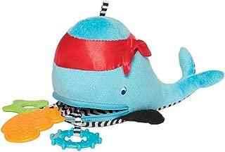 Manhattan Toy Waldon Whale Zip & Play Teether