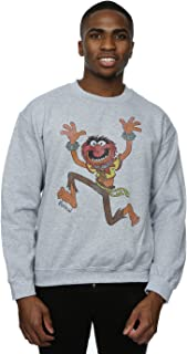 Disney Men's The Muppets Classic Animal Sweatshirt