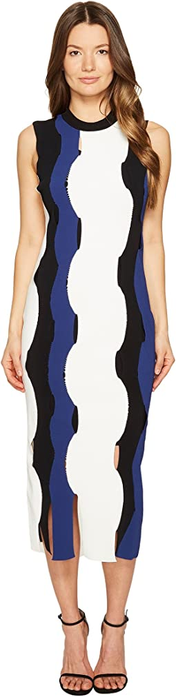 Perigeo Runway Sleeveless Dress
