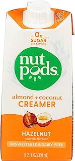 Nut Pods Creamer Df Hazelnut, 11.2 fl oz