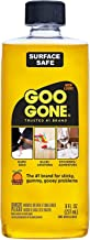 Goo Gone 8 oz. - Removes stickers, grease, gum, tar, crayon & tape (12)