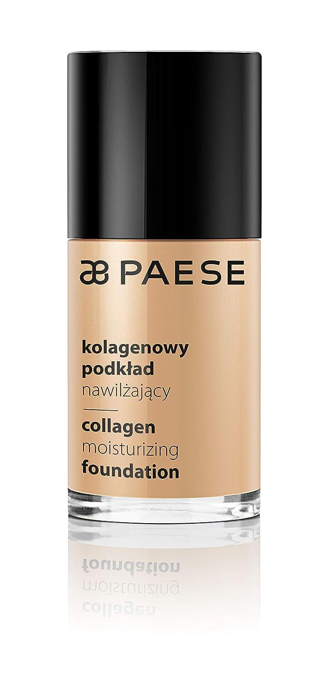 Paese Cosmetics Product 305W CHESTNUT 3 Foundation Moisturizing Award-winning store Collagen