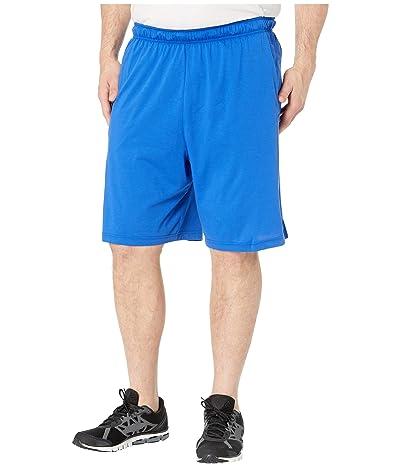 Nike Big Tall Training Shorts (Game Royal/Black) Men