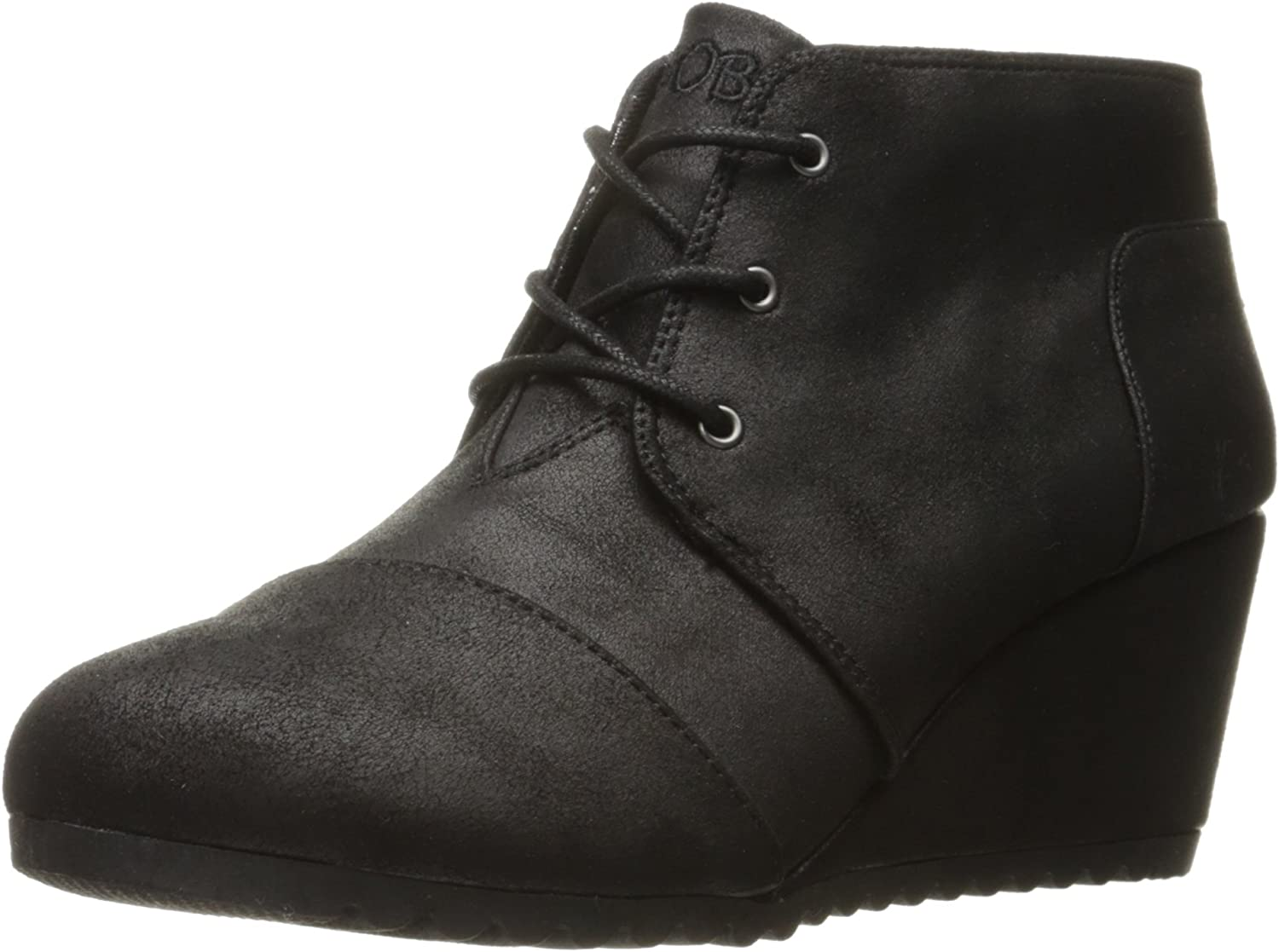 Skechers Women's HIGH-Notes - Bell Kick Ankle Boots