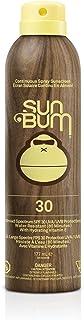 Sun Bum Original SPF 30 Sunscreen Spray, Vegan and Reef Friendly (Octinoxate & Oxybenzone Free) Broad Spectrum Moisturizin...