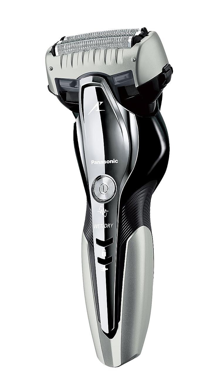 上げる節約同様にパナソニック ラムダッシュ メンズシェーバー 3枚刃 お風呂剃り可 シルバー調 ES-CST6Q-S