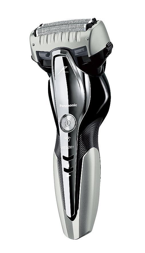 吸い込むテレビ毛細血管パナソニック ラムダッシュ メンズシェーバー 3枚刃 お風呂剃り可 シルバー調 ES-ST6Q-S