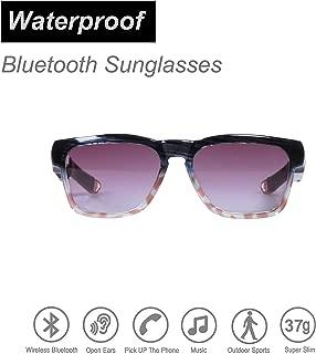 OhO sunshine Water Resistant Audio Sunglasses,Fashionable...
