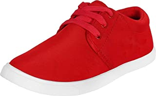 Camfoot Red-1062 Casual Sneakers Shoes for Women