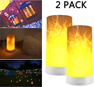 flameless candle lamps
