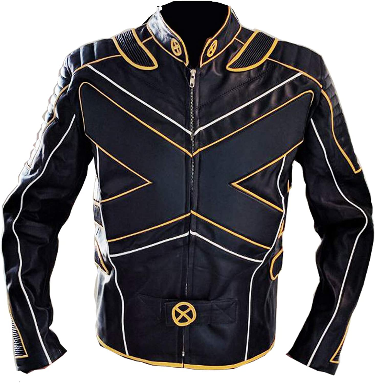 X The Last Stand Faux Leather Jacket