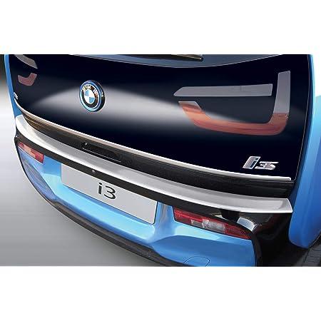 Luxshield Ladekantenschutz Folie Komplettset I3 I01 I 2013 2020 Stoßstangenschutz Kratzschutz Lackschutzfolie Carbon Optik Selbstklebend Auto
