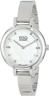 Movado Women's 07101405 esq Contempo tm Mother-Of-Pearl Signature Watch